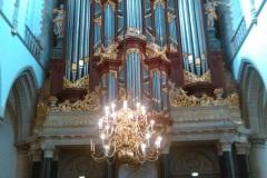 Hier heeft Mozart op gespeeld