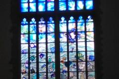 Prachtige glas in lood ramen